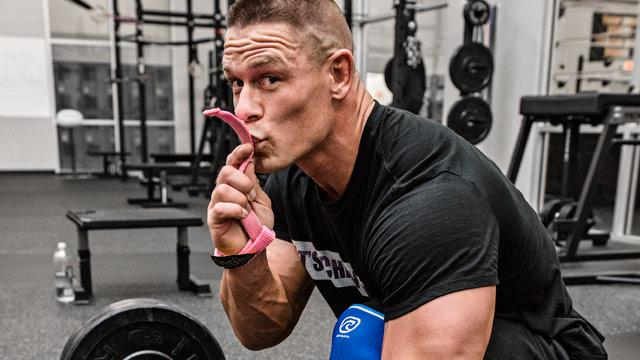 Look No Further, Stay Inspired with WWE Star, John Cena
