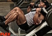 Erik Fankhouser leg routine