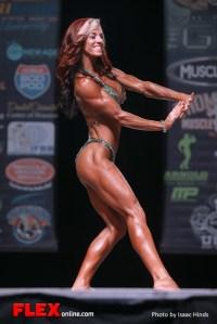 Elizabeth Runbaugh - Phil Heath Classic 2014 - Women's Physique A