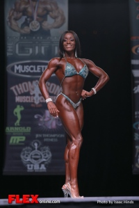 Brittany Cambell - Phil Heath Classic 2014 - Figure Class B