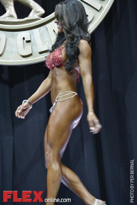Amanda Latona - Bikini International - 2014 Arnold Classic