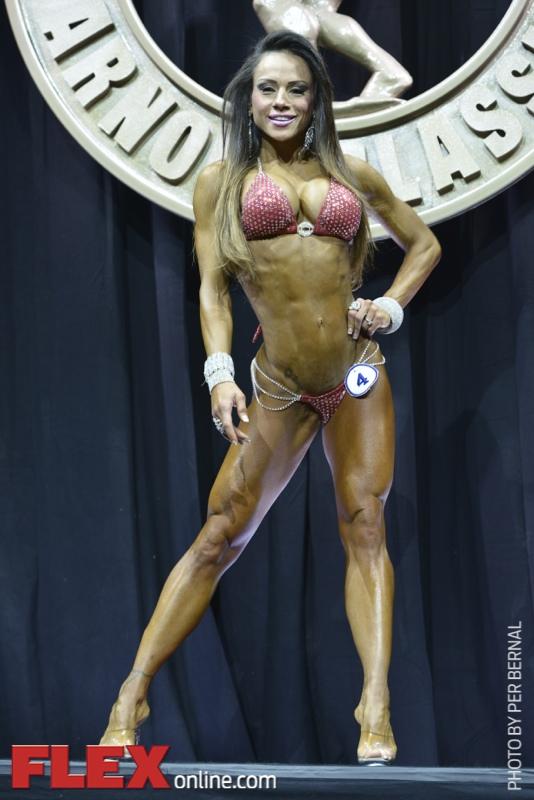 Nathalia Melo - Bikini International - 2014 Arnold Classic