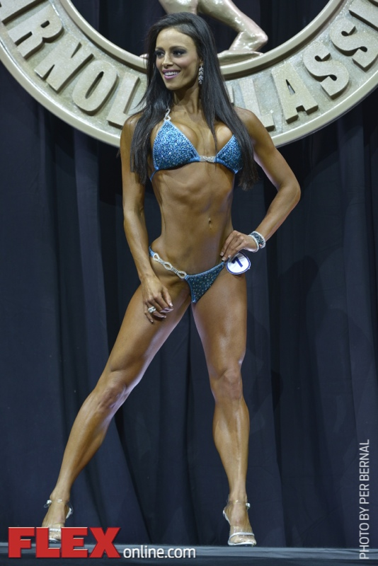 Juliana Daniell - Bikini International - 2014 Arnold Classic