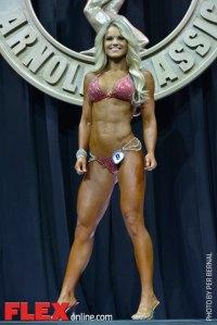 Justine Munro - Bikini International - 2014 Arnold Classic