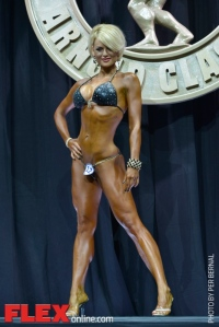 Anna Starodubtseva - Bikini International - 2014 Arnold Classic