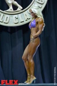 Jessica Mone - Bikini International - 2014 Arnold Classic