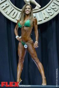 Margret Gnarr - Bikini International - 2014 Arnold Classic
