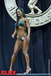 Ashley Kaltwasser - Bikini International - 2014 Arnold Classic