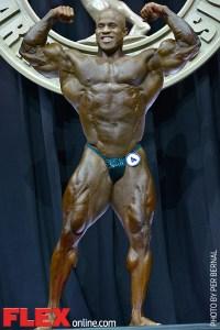 Victor Martinez - 2014 Arnold Classic