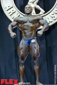 Edward Nunn - 2014 Arnold Classic