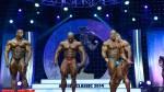 Comparison - 2014 Arnold Classic