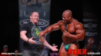 Phil Heath's Inspiring Speech