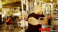 Phil Heath Trains Chest