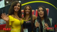 Arnold Expo Madness: S.A.N. Nutrition Booth
