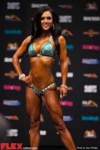 Leigh Brandt - Pro Bikini - 2014 Australian Pro
