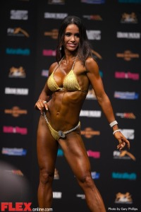 Anne-Marie Caravalho - Pro Bikini - 2014 Australian Pro