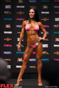 Barbie Heng - Pro Bikini - 2014 Australian Pro