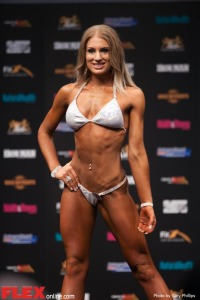 Amy Van Den Broek - Pro Bikini - 2014 Australian Pro