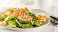 Fast Feast: Lemon Grilled Chicken Salad