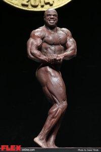 Toney Freeman - 2014 Arnold Brazil