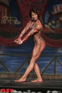 Lisa Grasso - 2014 Europa Orlando