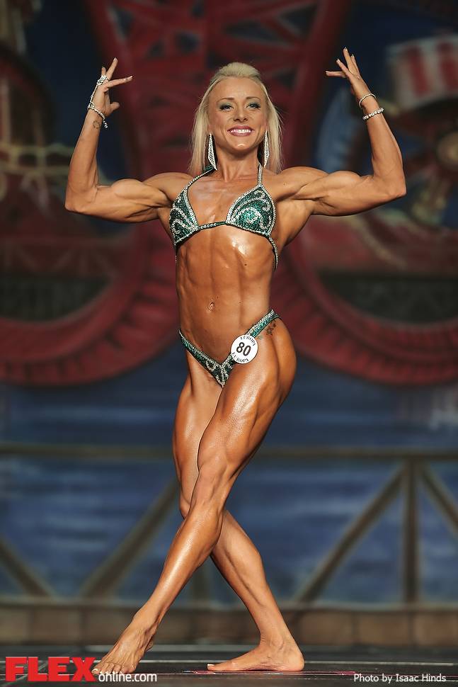 Hannah Hallman - 2014 Europa Orlando
