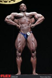 Ed Nunn - 2014 Arnold Brazil