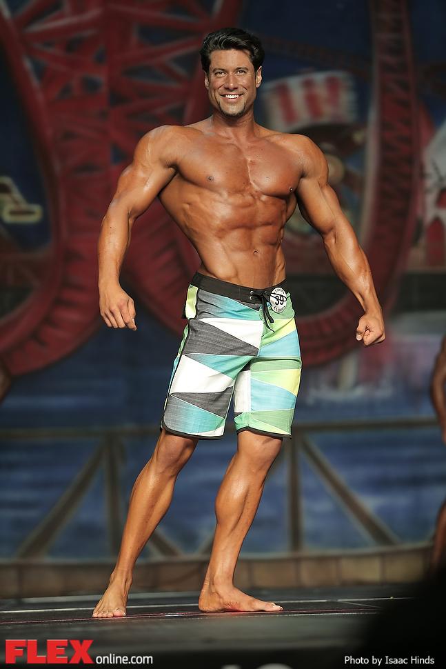 Steve Mousharbash - 2014 Europa Orlando