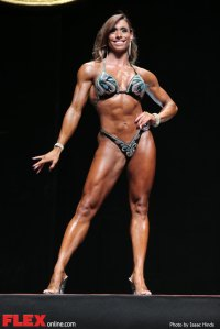 Diana Monteiro - 2014 Arnold Brazil