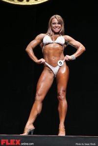 Babette Mulford - 2014 Arnold Brazil