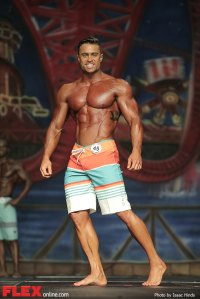 Jason Poston - 2014 Europa Orlando
