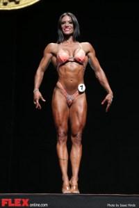 Marta Aguiar - 2014 Arnold Brazil
