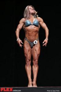 Amanda Hatfield - 2014 Arnold Brazil
