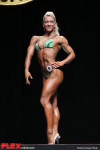 Melinda Szabo - 2014 Arnold Brazil