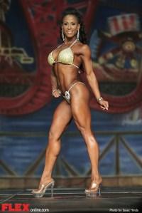 Nicole Coleman - 2014 Europa Orlando