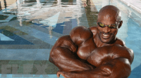 Rare Photos of 8X Mr. Olympia Ronnie Coleman
