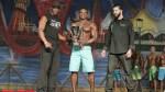 Awards - Men's Physique - 2014 Europa Orlando