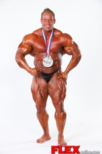 Jay Cutler Photoshoot After the 2011 Olympia