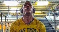 The Rock Posts Workout Pics and Stars in Funny MTV Promos