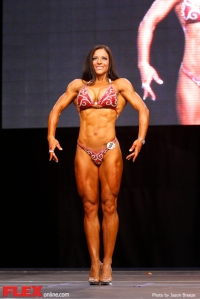 Trish Warren - 2014 Toronto Pro