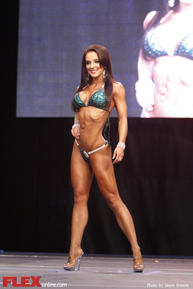 Breanne Hensman - Bikini - 2014 Toronto Pro