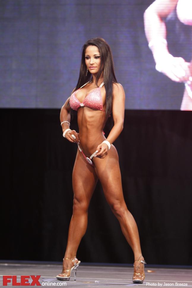 Francine Slobodnik - Bikini - 2014 Toronto Pro