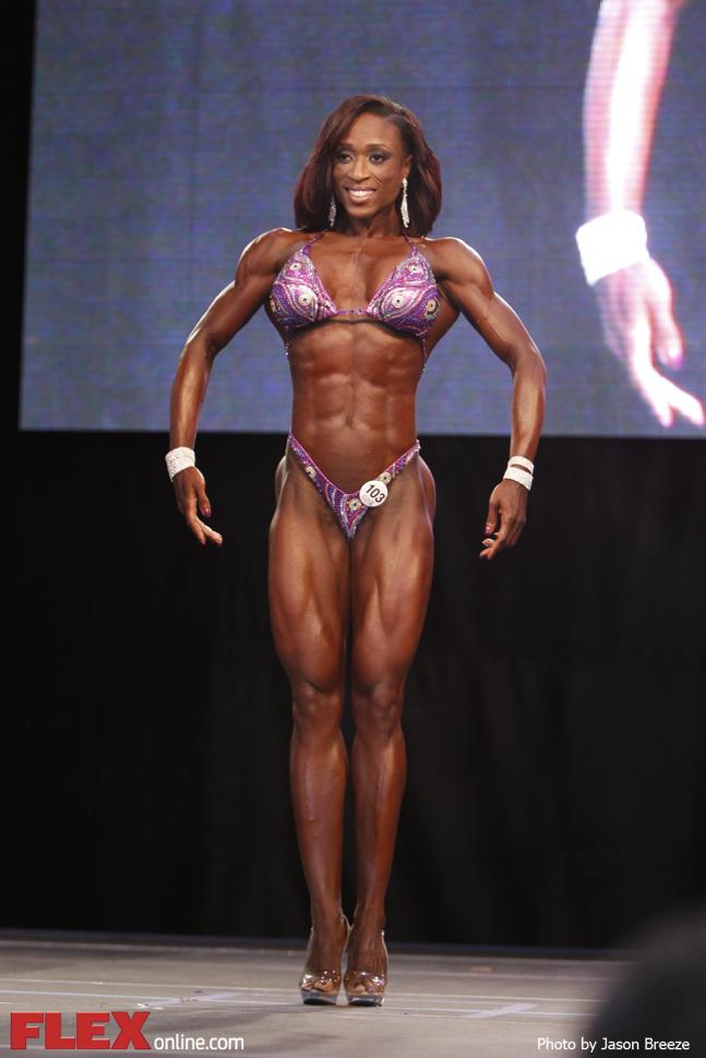 Chaya Boone - 2014 Toronto Pro