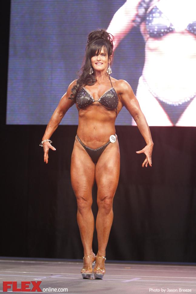 Laura Davies - 2014 Toronto Pro