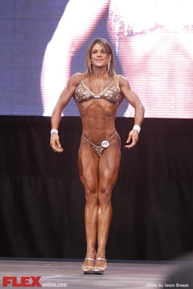 Annette Mendez - 2014 Toronto Pro