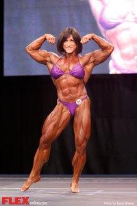 Christine Envall - Women's BB - 2014 Toronto Pro