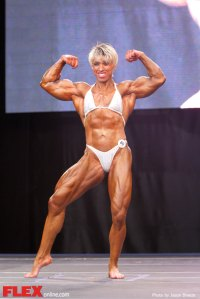 Virginia Sanchez - Women's BB - 2014 Toronto Pro