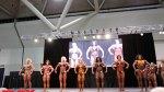 Comparisons - Women's Bodybuilding - 2014 Toronto Pro