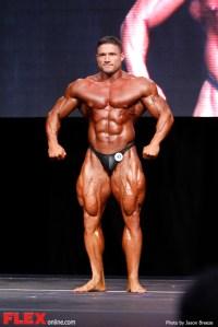 Anthony Brigman - Men's Physique - 2014 Toronto Pro