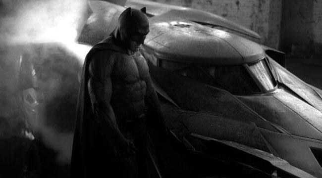 Check out Ben Affleck as Batman